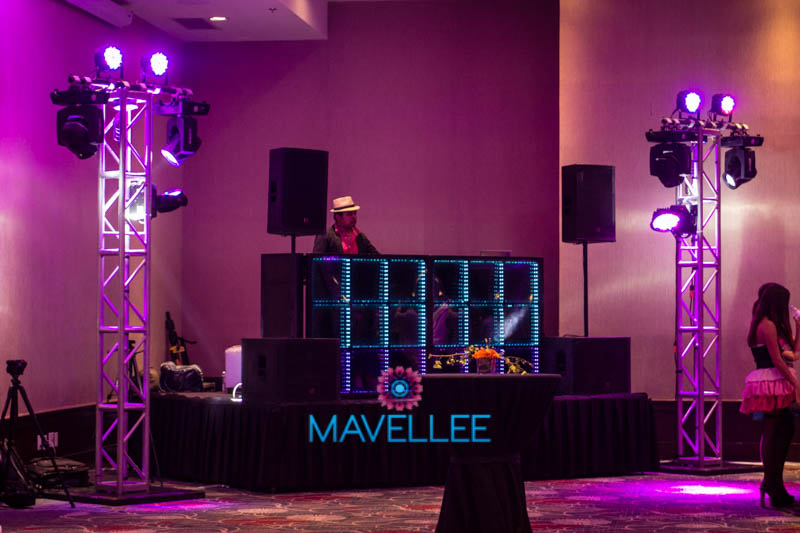 full wedding dj equipment