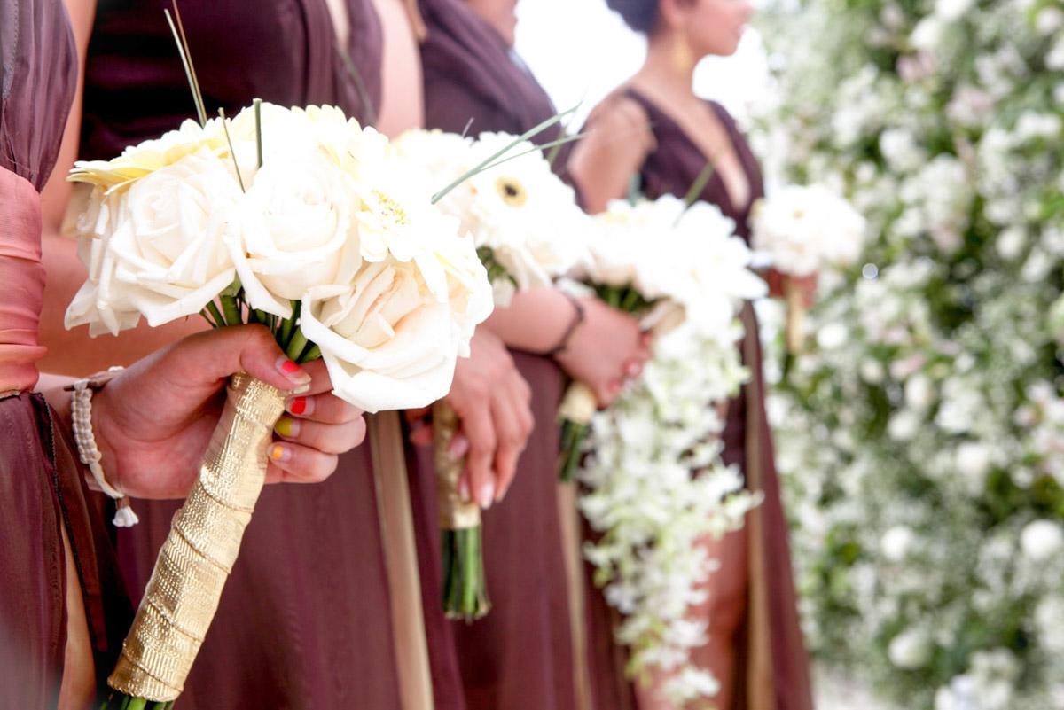 Wedding Bouquet Secrets