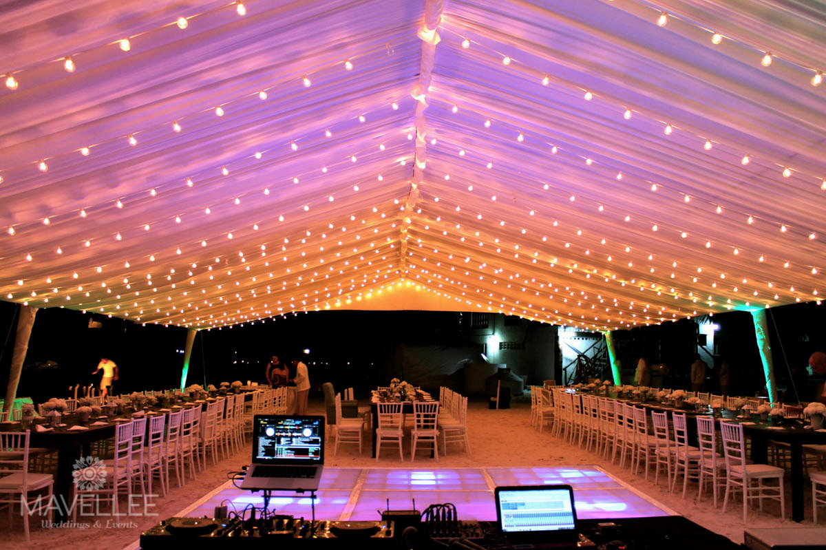 Wedding Dj and Audio and Lighting equipment