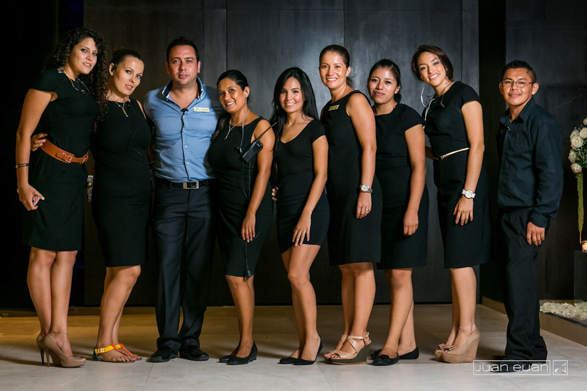 Wedding cancun-Planners-Staff-70