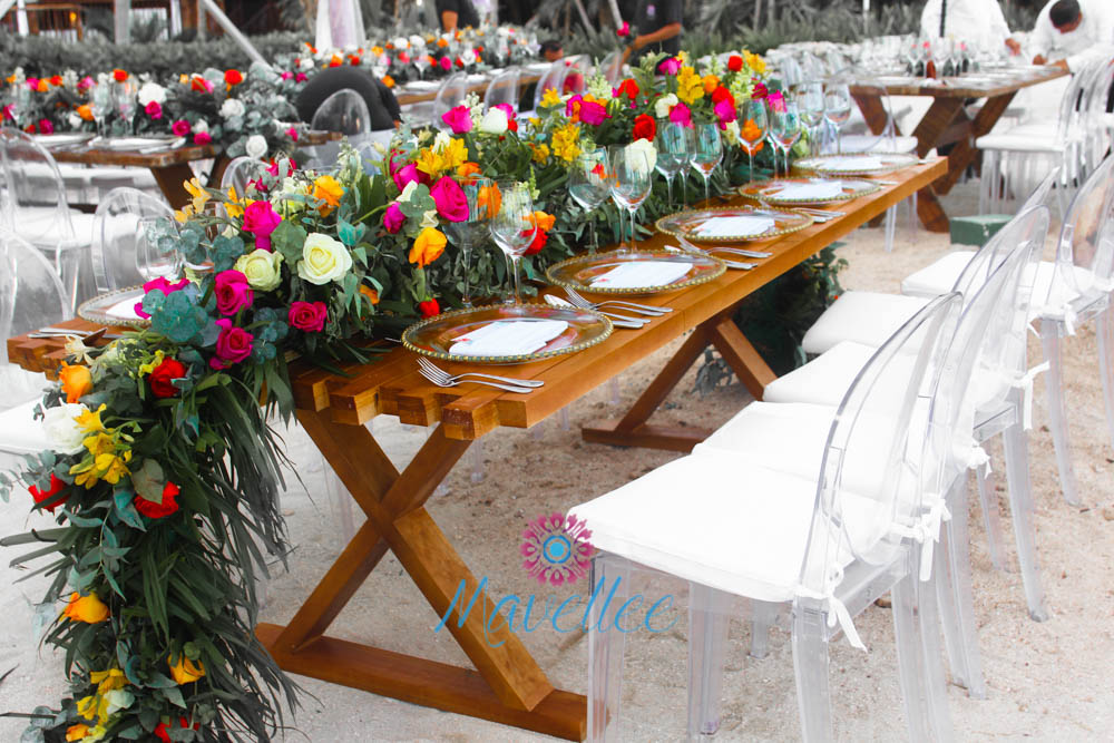 Flores-pieza central-Beach-Bodas-Events-28