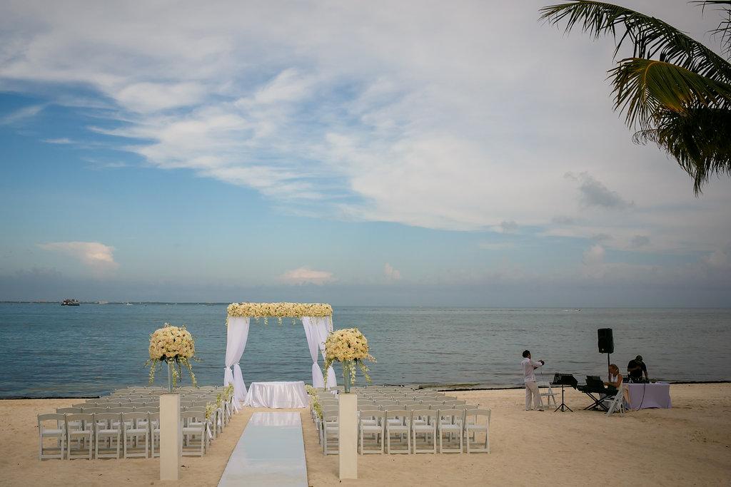 Porque celebrar una boda de ensueño en Cancún?