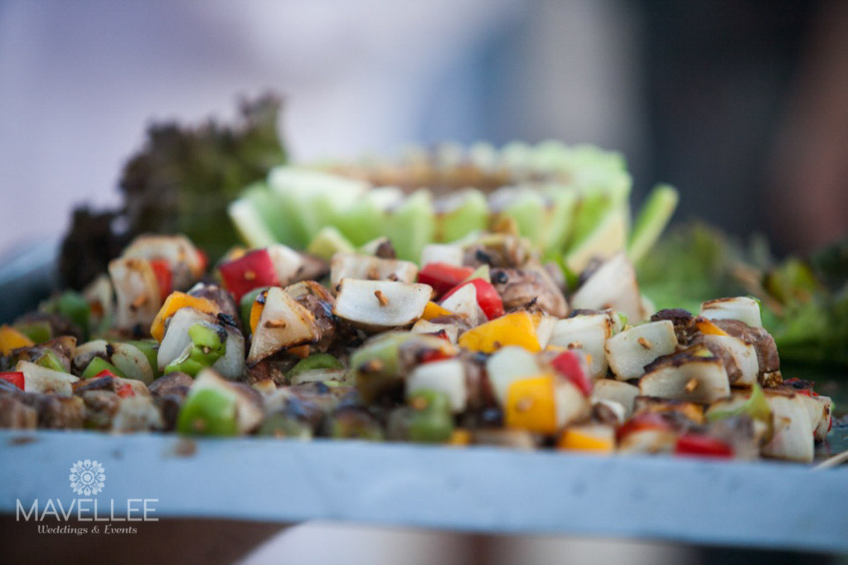 wedding-shrink-plate-cancun-caterers